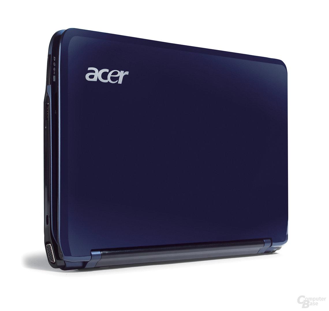 Acer Aspire one 751 in blau