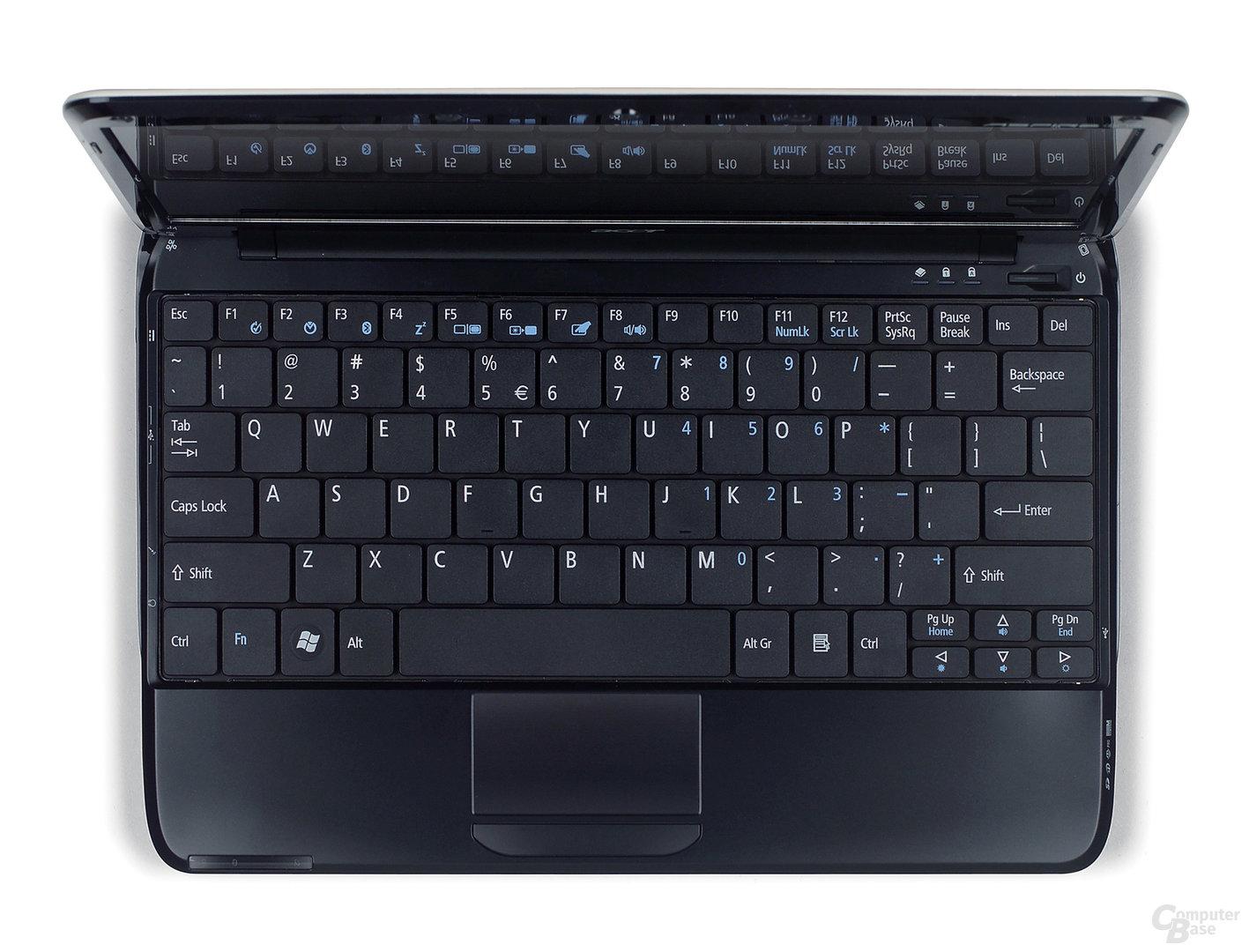 Acer Aspire one 751 in weiß