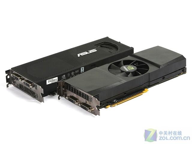 Nvidia GeForce GTX 295 mit einem PCB