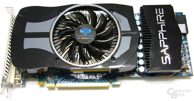 Sapphire Radeon HD 4870 Vapor-X