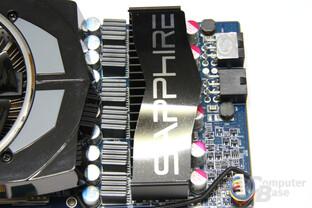 Radeon HD 4890 Vapor-X Spwa-Kühler