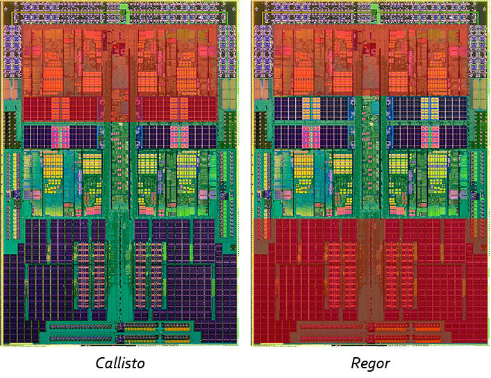 Sehen so die Dual-Cores von AMD aus?