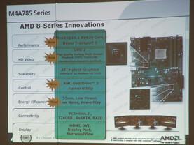 AMD 785G chipset