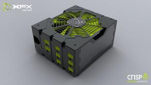 XFX 850 Black Edition