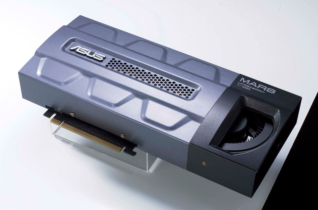 """Asus """"MARS 295 Limited Edition"""""""