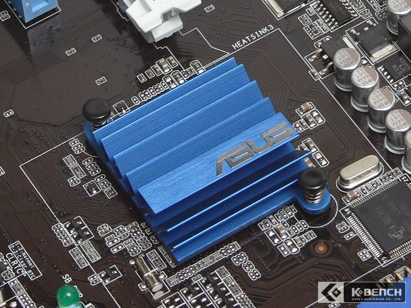 Asus P7P55 Pro
