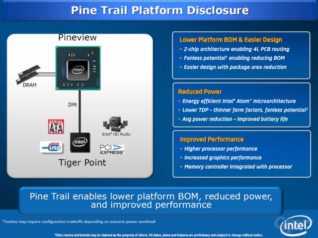Pine Trail Platform 2