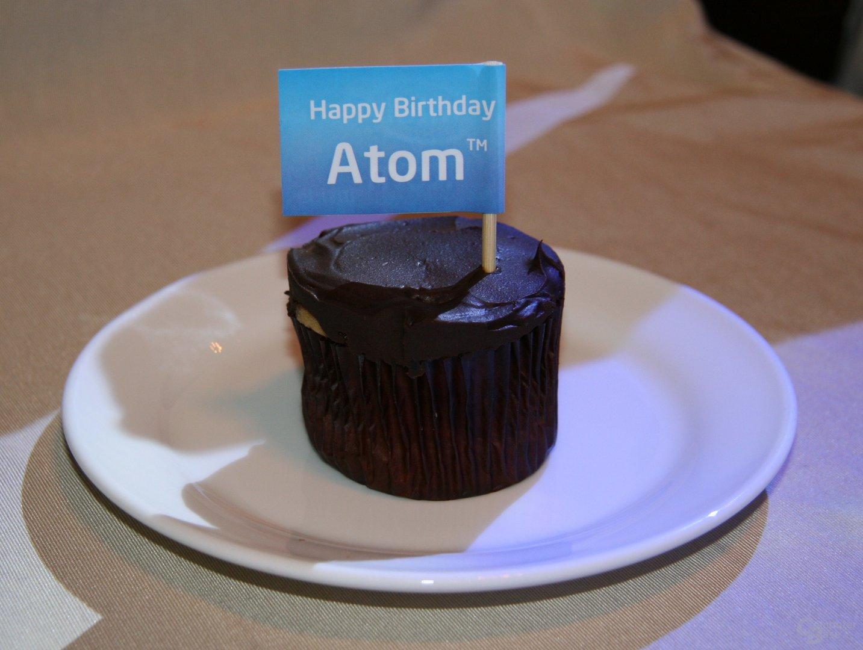 Happy Birthday Atom!
