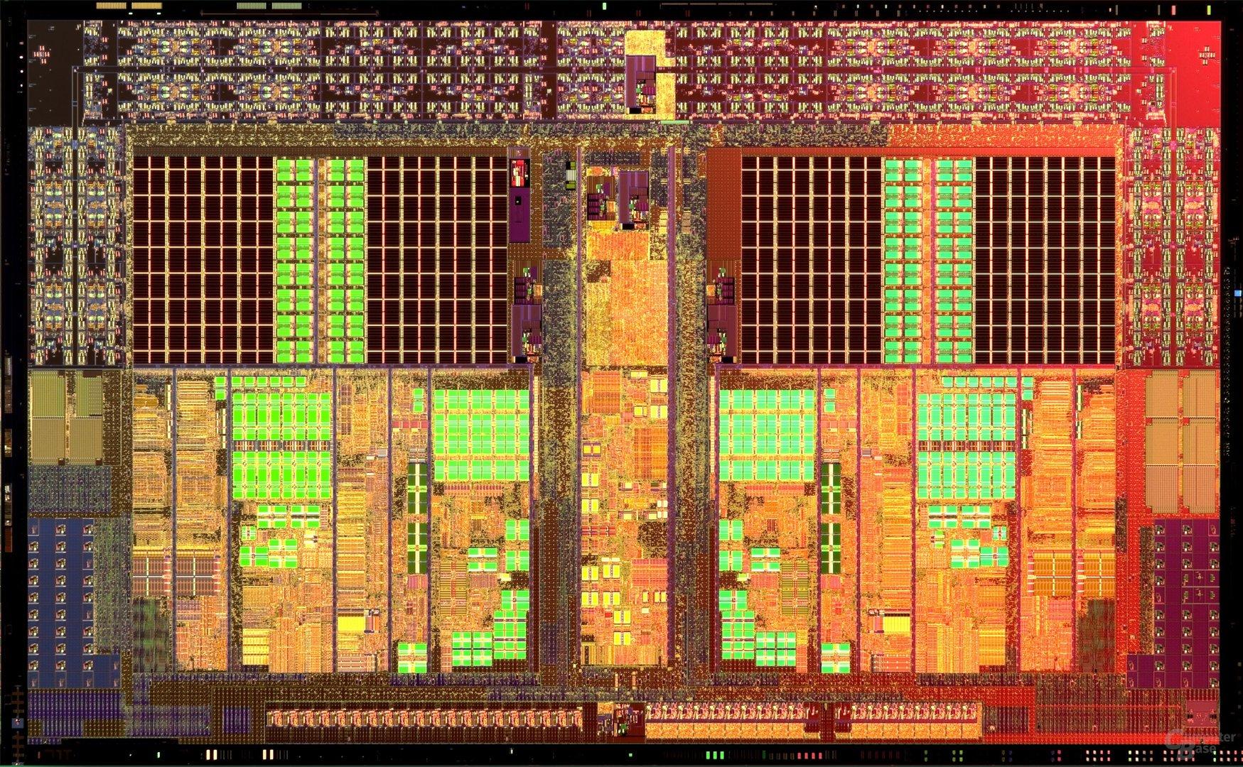 AMDs neuer Zwei-Kern-Prozessor ohne L3-Cache (Athlon II)
