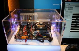 Intel Lynnfield bei 2,67 GHz