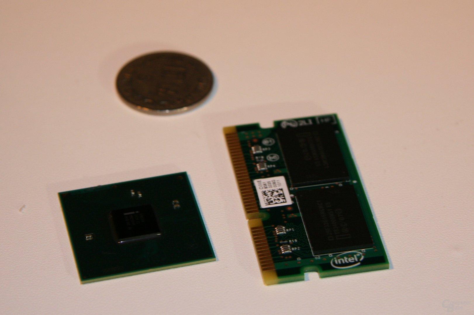 """Intel """"Braidwood"""" und der P55-Chipsatz"""