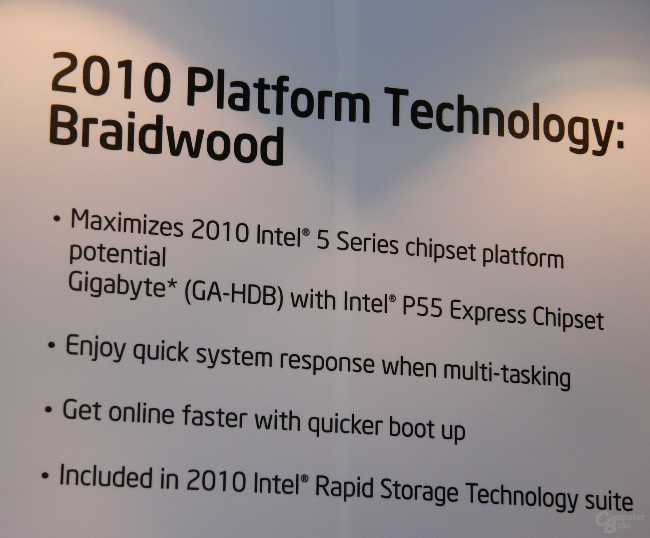 "Intel ""Braidwood"""