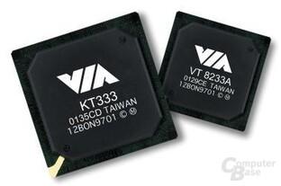 VIA KT333