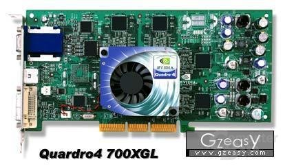 Nvidia Quadro4