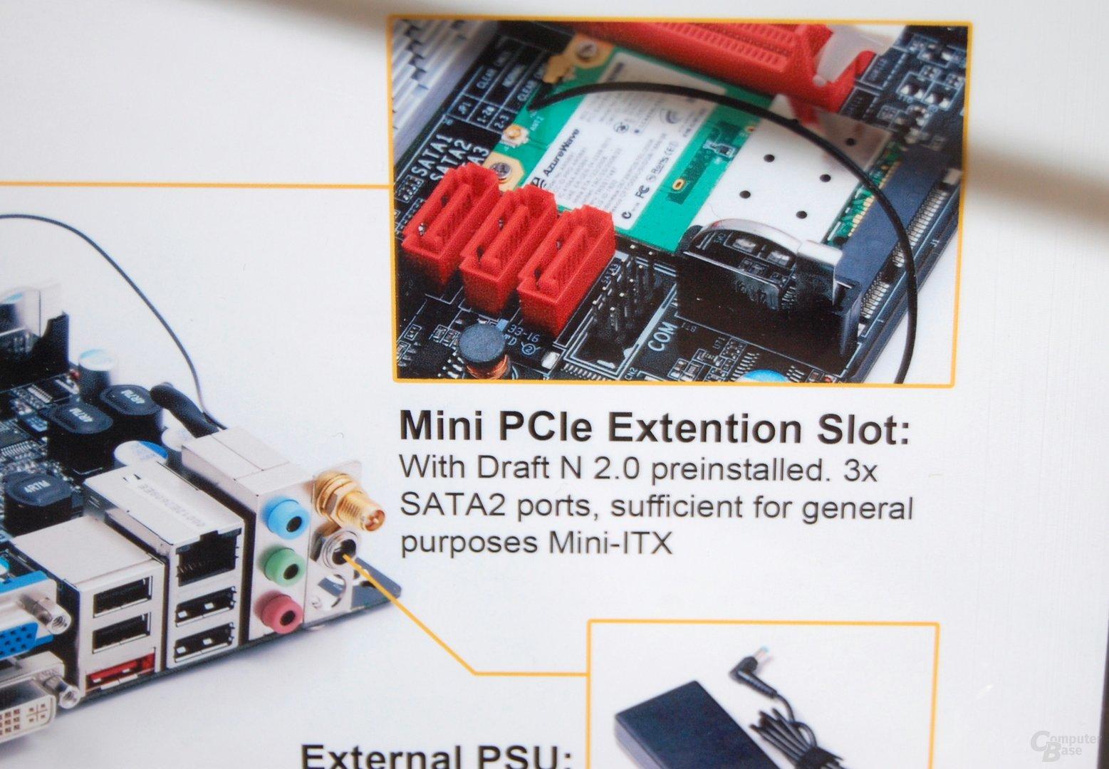 Inno3D Ion ITX