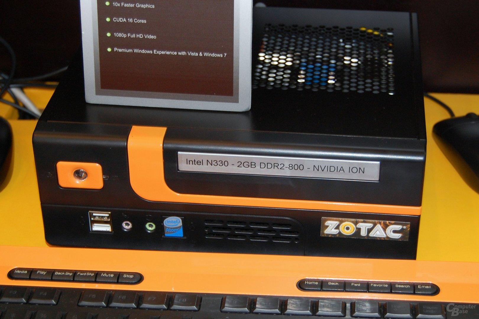 Zotac Ion ITX