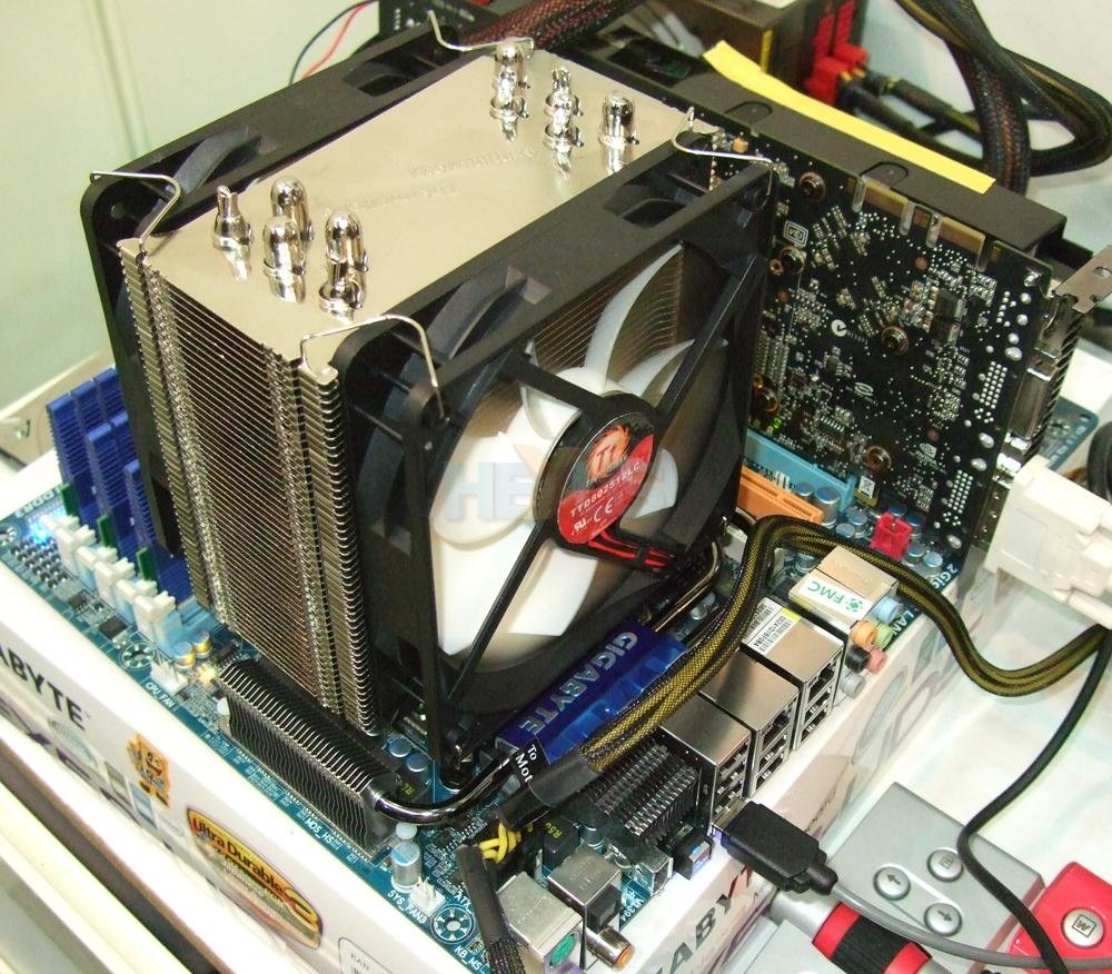 Thermaltake Frio   Quelle: Hexus.net