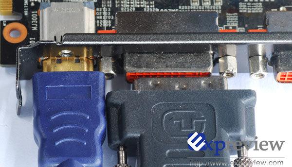 Platzprobleme bei Standard-HDMI mit zwei DVI-Anschlüssen