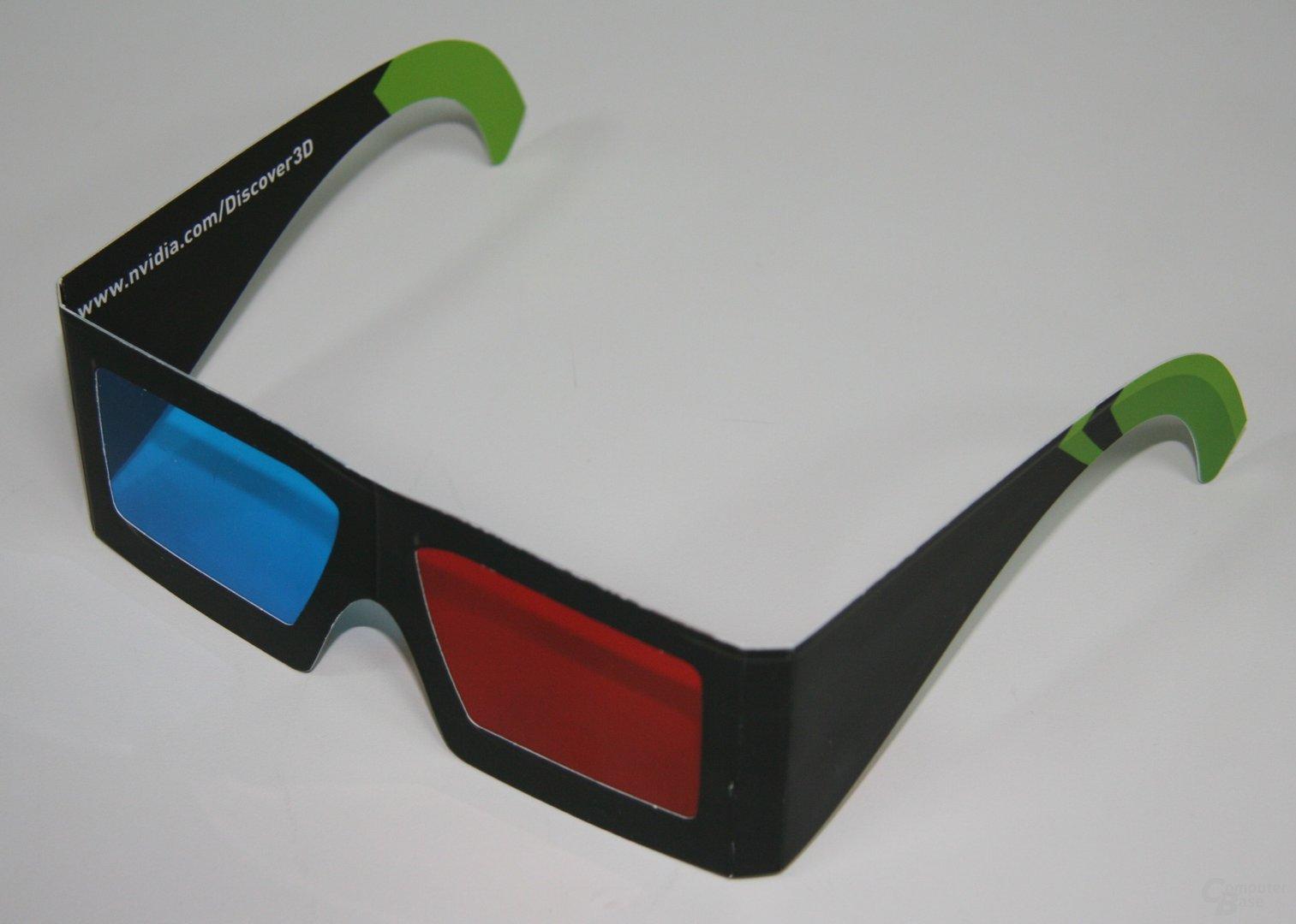 Ist das die Brille aus dem Lieferumfang?