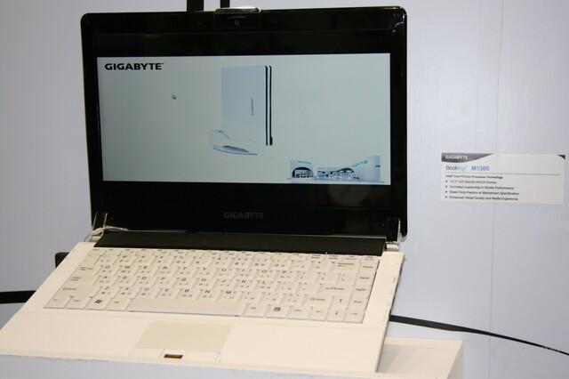 Gigabyte Booktop M1305