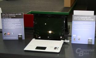 HP DV2 mit Athlon Neo X2