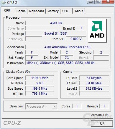 Athlon L110