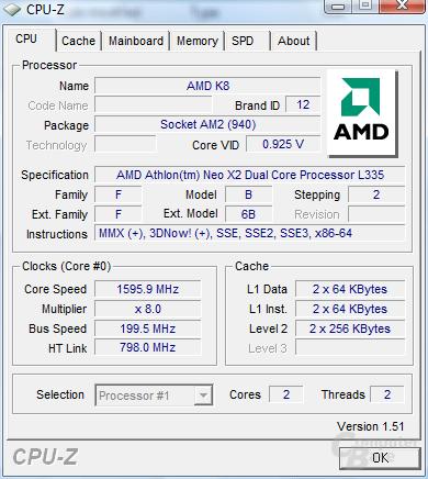 Athlon Neo X2
