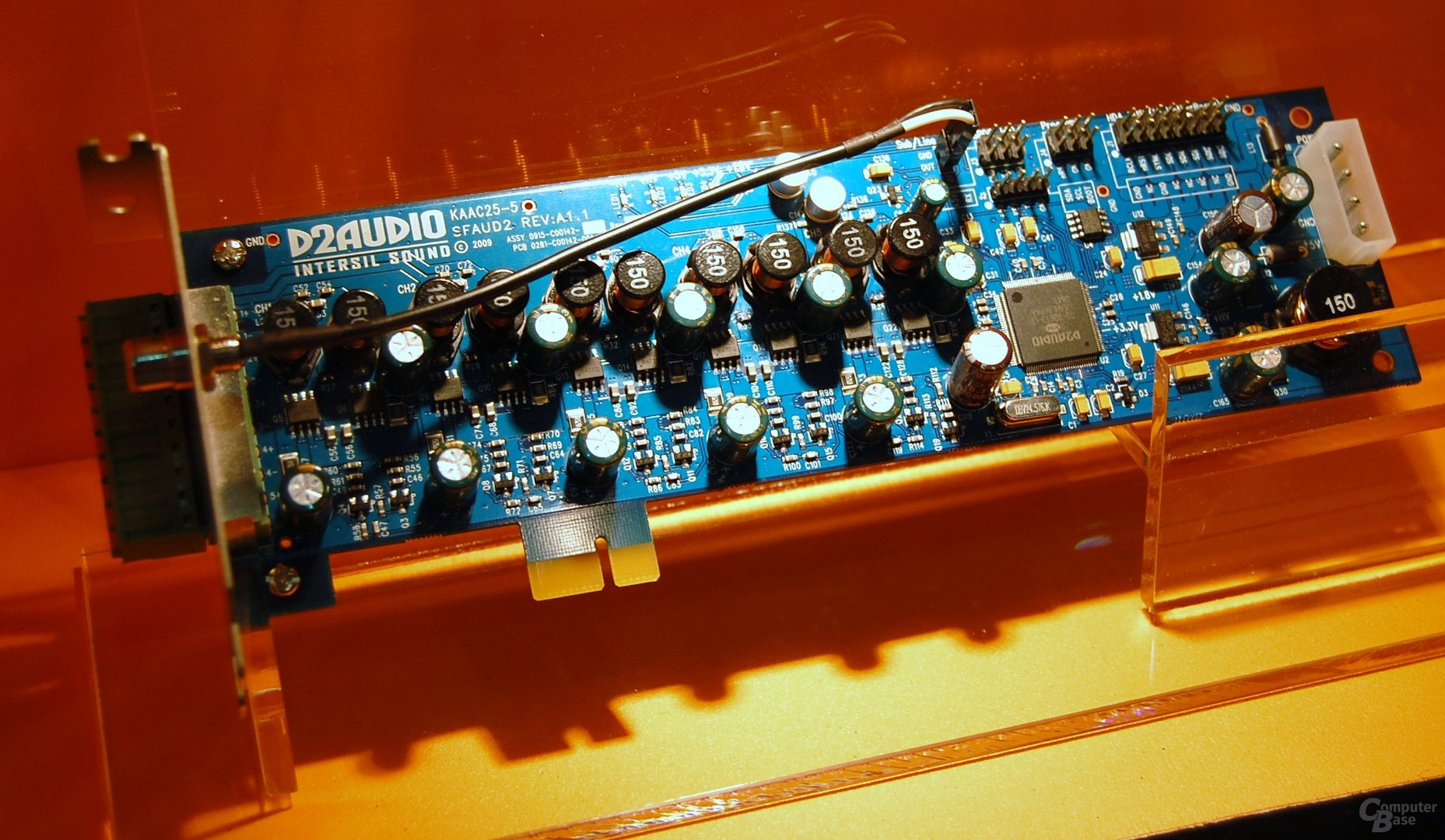 Sparkle Audio Amplifier
