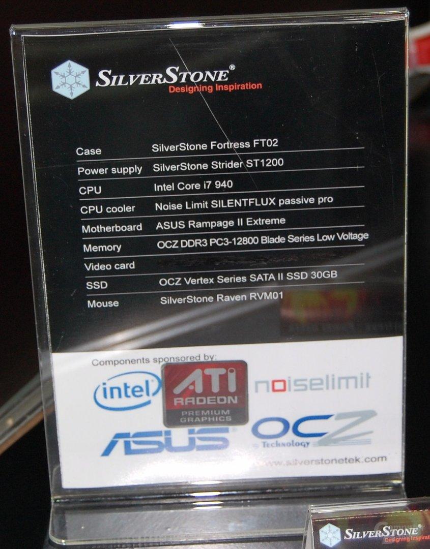 SilverStone Fortress 2