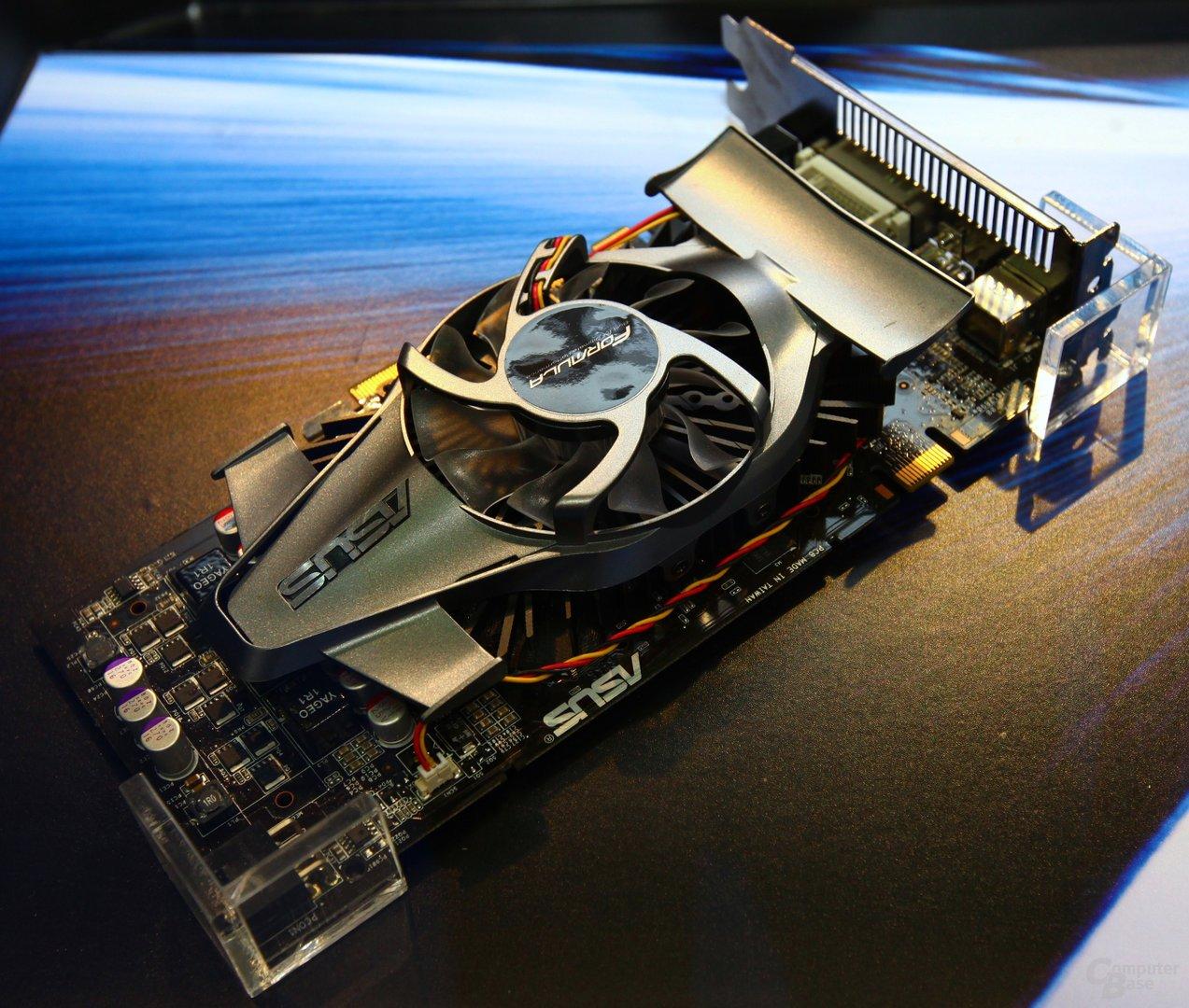 Asus Radeon EAH4770 Formula