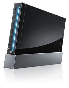 Wii Black
