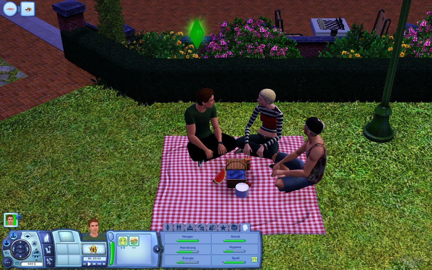 Die Sims 3 - Soziale Interaktion