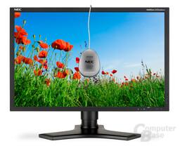 NEC MultiSync LCD2490W2