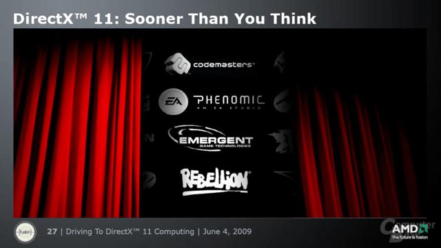 ATi DirectX 11 Spiele