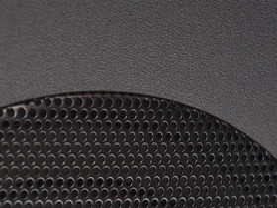 Gute Detailverarbeitung bei der Chassis-Abdeckung