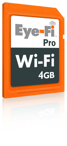 Eye-Fi Pro 4 GB