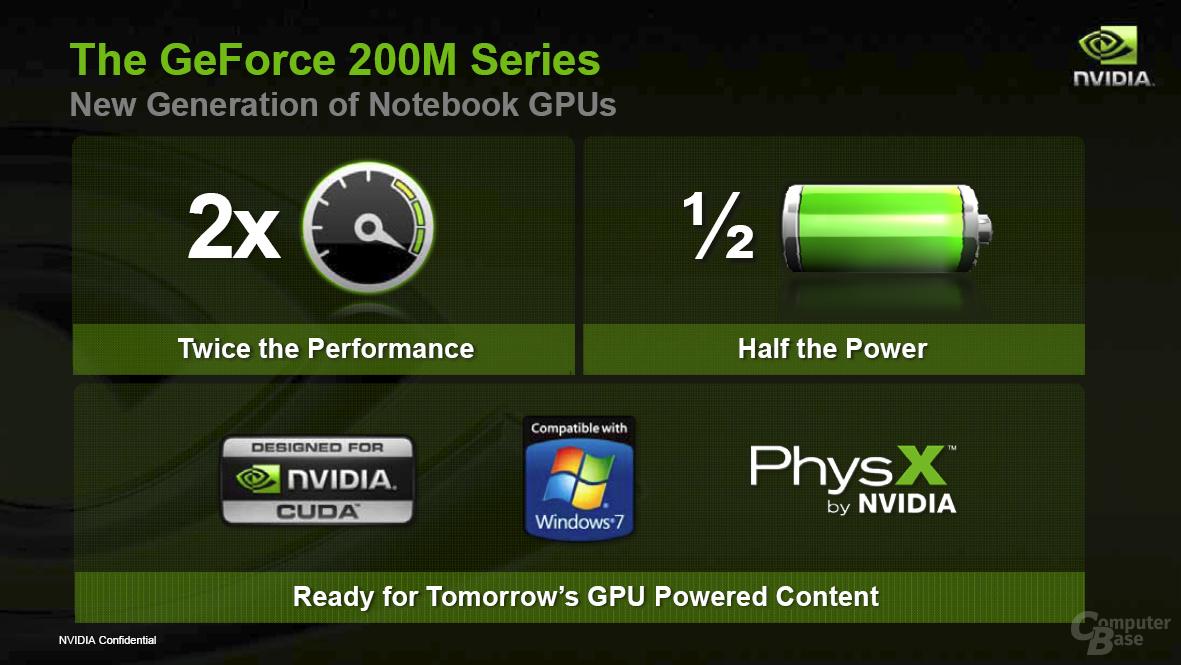 "Nvidia ""GeForce 200M""-Serie"
