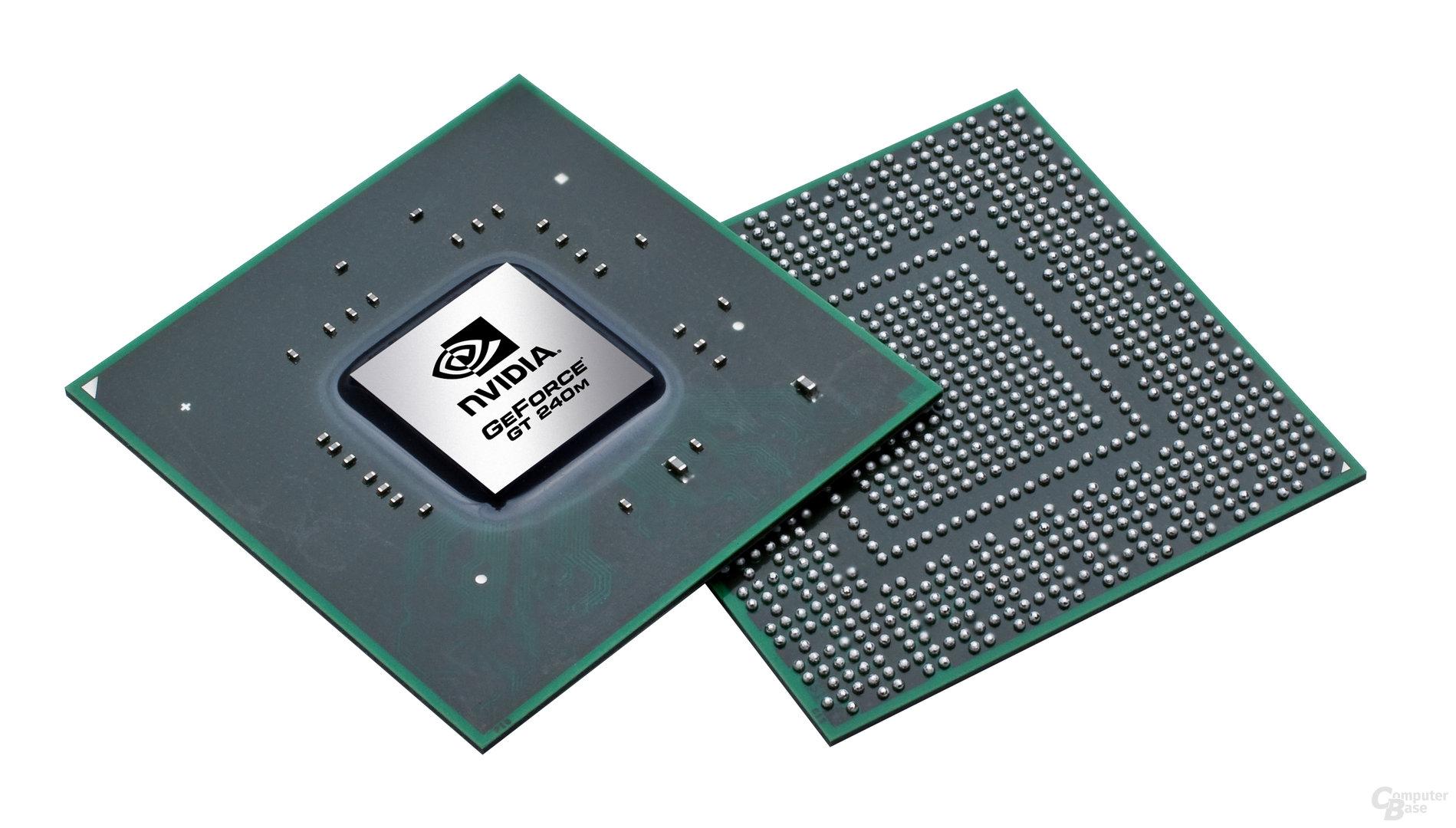 GeForce GT 240M