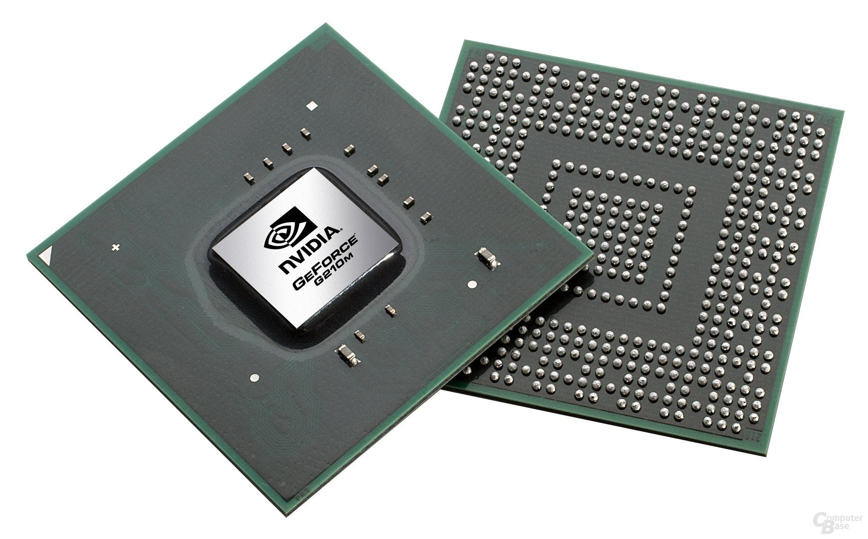 GeForce G210M small