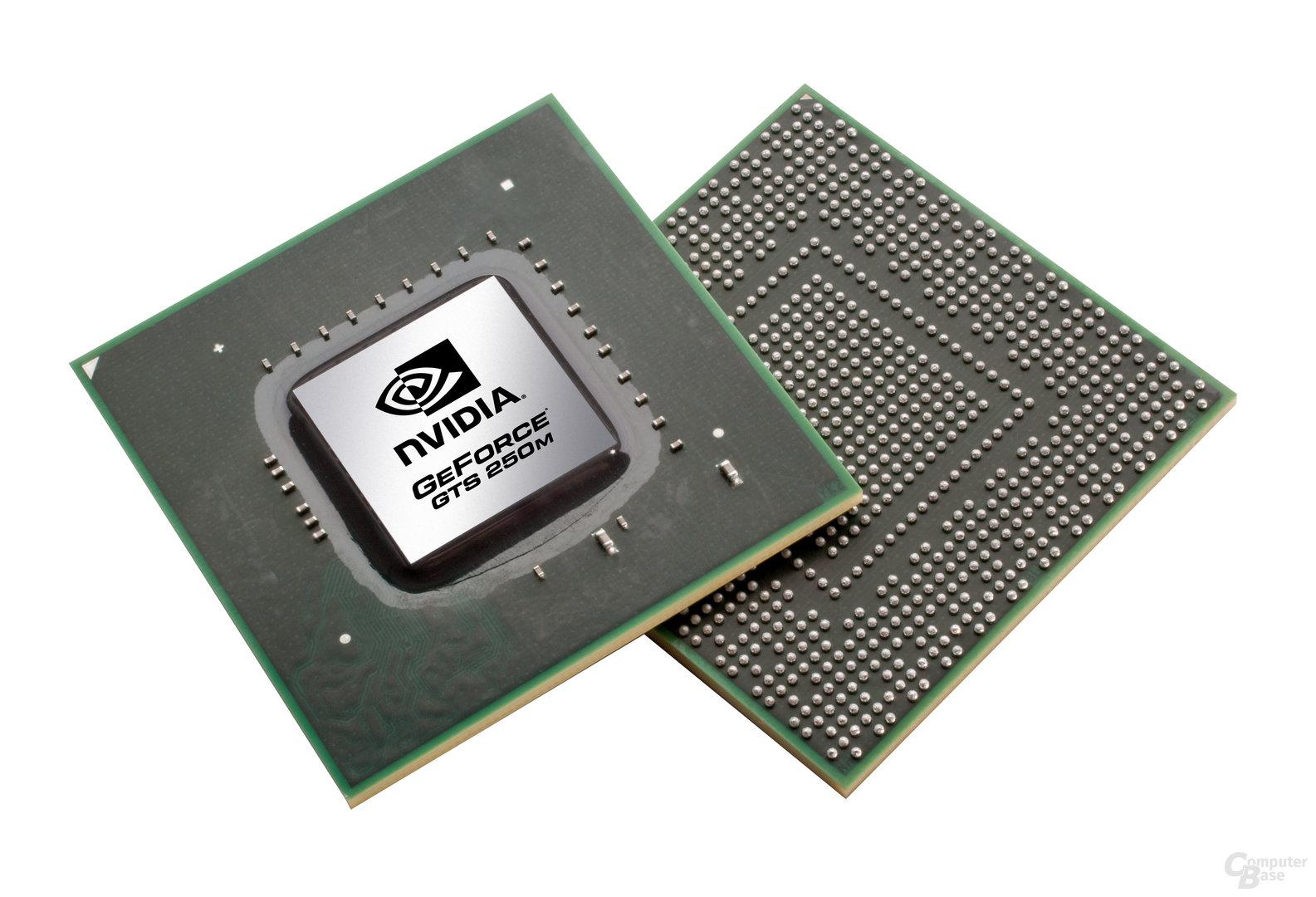 GeForce GTS 250M