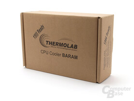 Verpackung im Thermalright-Stil