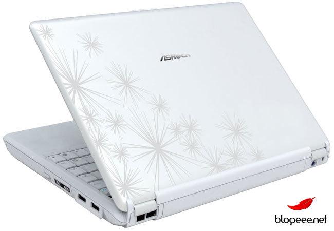 ASRock Multibook G22 mit Nvidia Ion