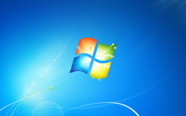 Neues Standard-Wallpaper von Windows 7