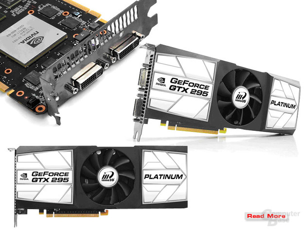 Inno3D GeForce GTX 295