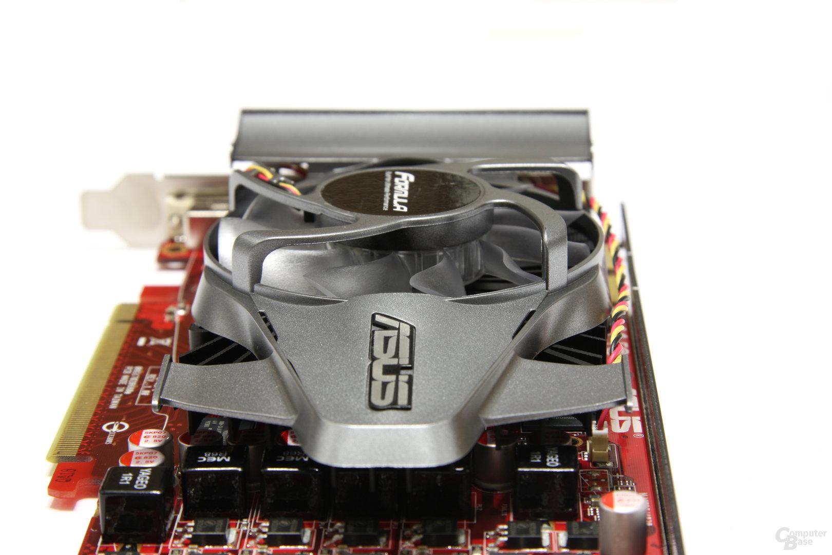Radeon HD 4770 Formula von vorne