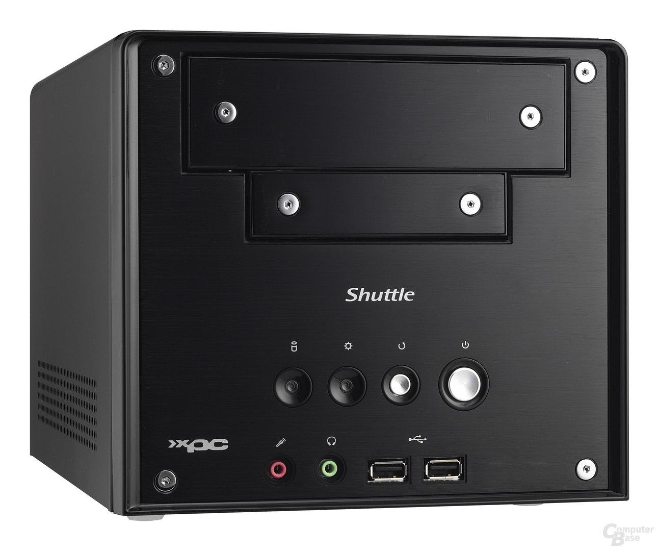 Shuttle XPC Barebone SA76G2