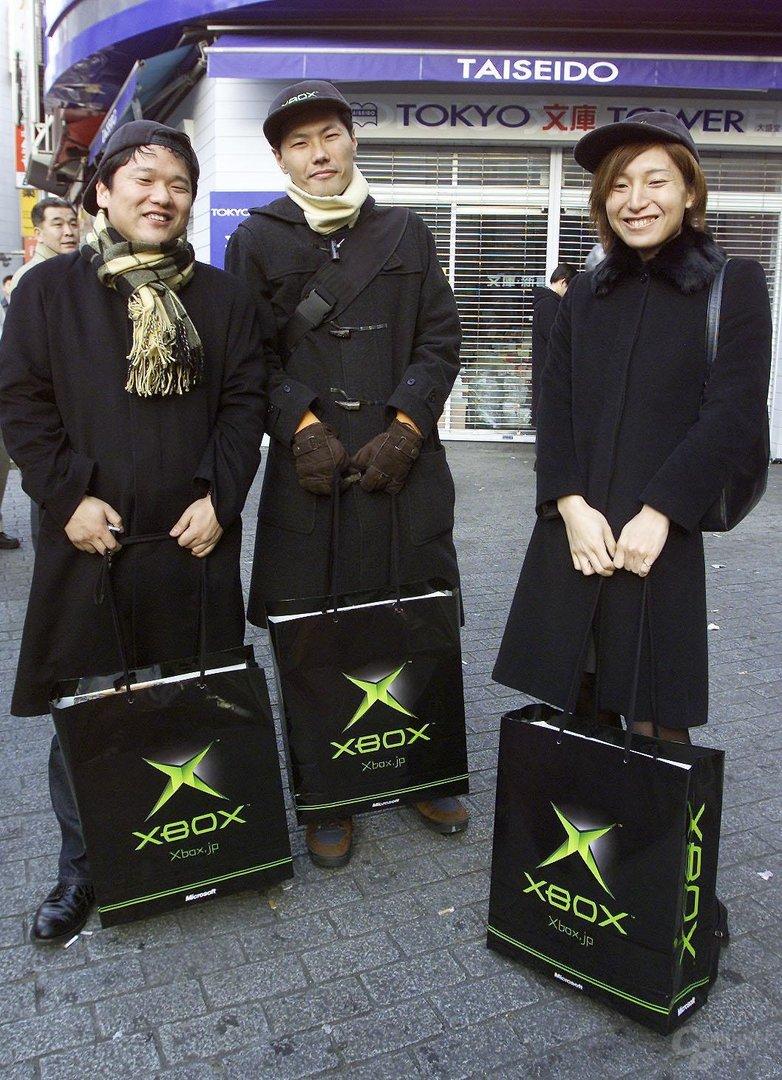 Modetrend Xbox Tüten