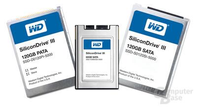 WD SiliconDrive III