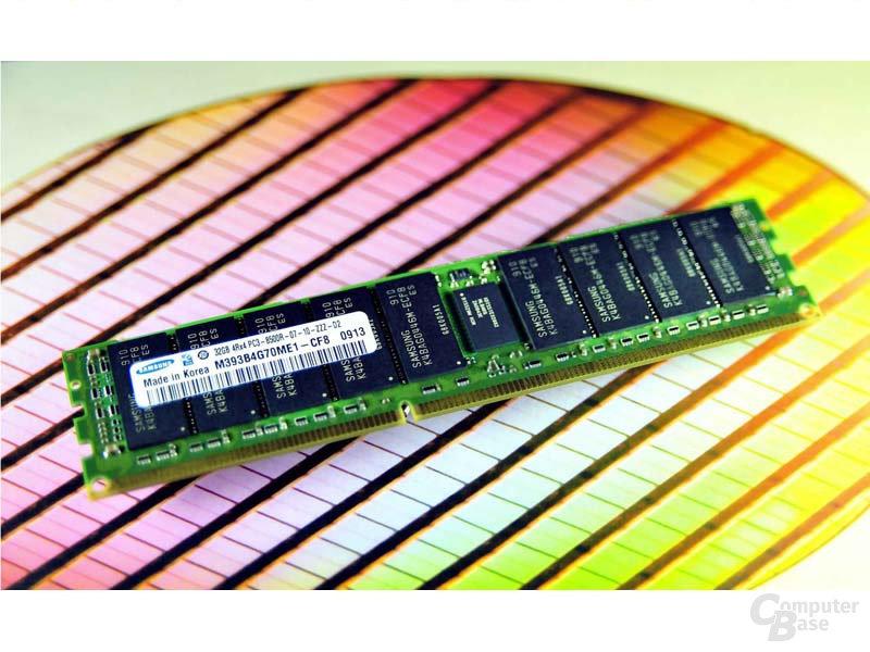 32-GByte-Modul von Samsung