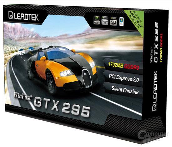 Leadtek Winfast GTX 295